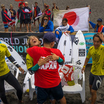 ISA「VISSLA World Junior Surfing Championship 2016」