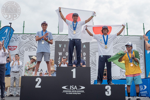 「2017 VISSLA ISA World Junior Surfing Championship」