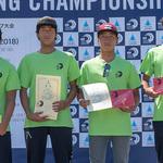 NSA「JOCジュニアオリンピックカップ大会 / 第26回ジュニアオープンサーフィン選手権大会」