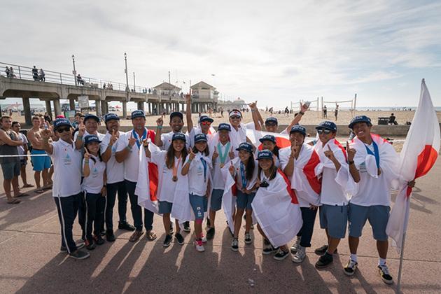 「2018 VISSLA ISA World Junior Surfing Championship」