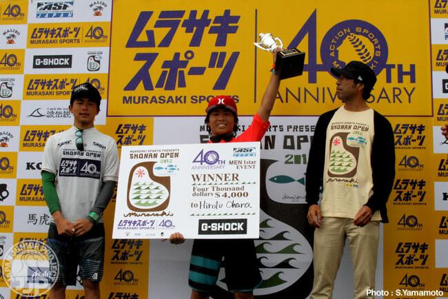 「MURASAKI SPORTS presents SHONAN OPEN 2012」